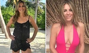 Elizabeth Hurley Instagram: Star, 52, flashes flesh in ...