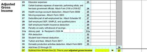 IRS Exemptions Form 1040 Line 6D