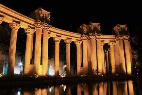 Photo Of Greek Columns, Palace Of Fine Arts