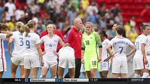 Team USA Women's Soccer Falls To Sweden at Rio Olympics ...
