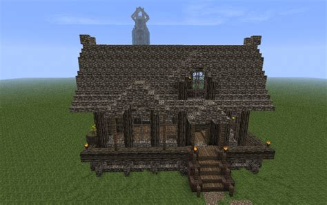 medieval house   iedgy creation