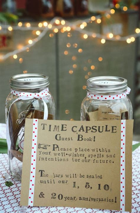 25 best ideas about wedding time capsule wedding guests sign in ideas home