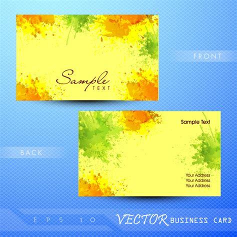 free paint color sle cards paint color ideas