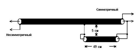 Фазосдвигающие элементы для трёхфазного электродвигателя. весёлый карандашик