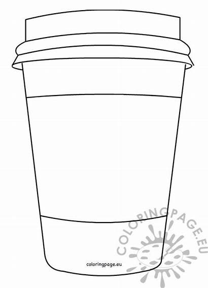 Coffee Cup Paper Printable Pattern Fast Closed
