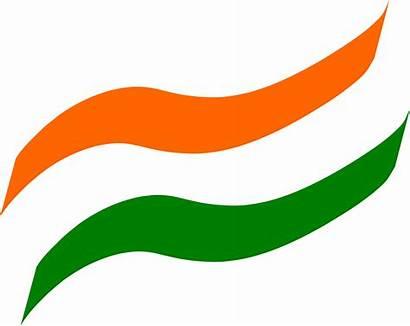 Flag Indian Clipart Transparent Congress Clip Sticker