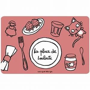 Set De Table La Place De Louloute Derriere La Porte