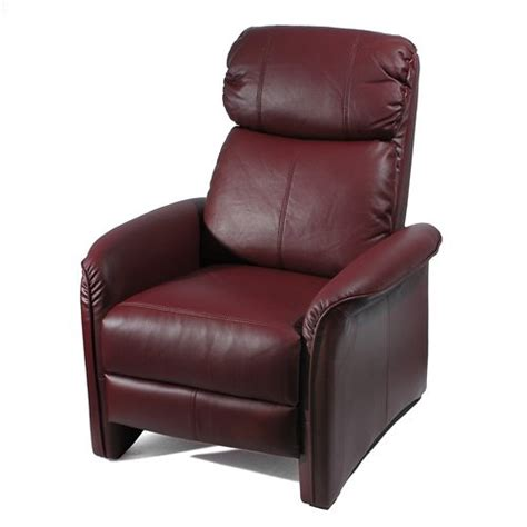 home leather soft pad cozy recliner chair review best