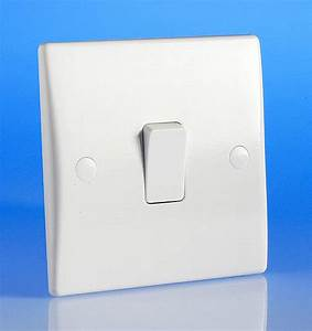 1 Gang 1 Way Light Switch