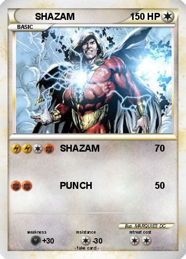 Shazam brella is a free mobile app, just like your shazam bolt$ app, with all the same great features … you can access balance information anytime, anywhere via your smartphone or the internet. Pokémon SHAZAM 12 12 - SHAZAM - My Pokemon Card