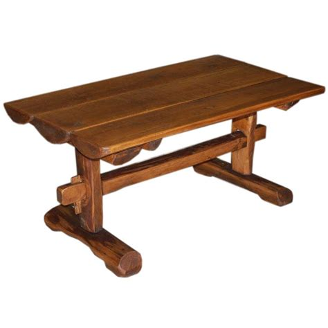 739.72 kb, 1600 x 1067. Primitive Coffee Table / Side Table from Reclaimed Antique Wood. For Sale at 1stdibs