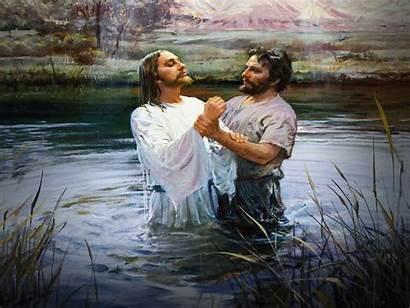 Baptism Lord Jesus Holy Mass