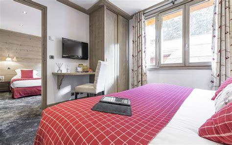 chambre 3 personnes chambre 3 personnes à méribel hotel la chaudanne