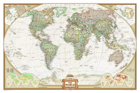 World Political Wall Map  National Geographic  Decorative. Discount Living Room Sets. Decorated Vases. Safari Style Home Decor. San Francisco Room For Rent. Rustic Decor Catalogs. Outdoor Lighted Christmas Decorations Wholesale. Alabama Football Home Decor. Home Decor Gifts