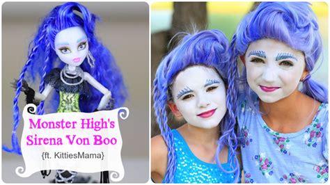 Monster High's Sirena Von Boo