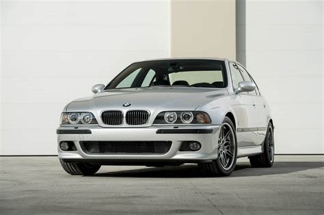 437 mile 2002 e39 bmw m5 could sell for 180 000