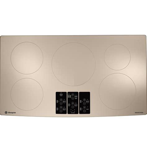 ge monogram  induction cooktop zhursrss ge appliances