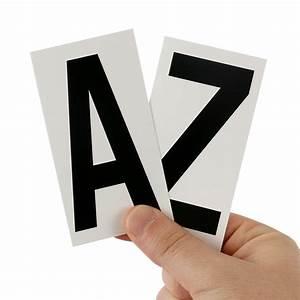 vinyl letters kit 35 inch tall black on white sku nl With 3 inch white vinyl letters
