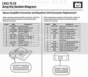 1990 Acura Integra Stereo Wiring Diagram