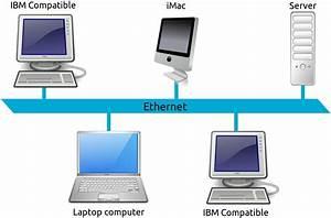 File Ethernet Lan Svg