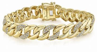 Diamond Jewelry Awards Cuban Instoremag Link Bracelet