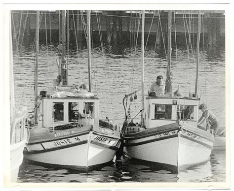Monterey Boats Revenue by Fishing A Monterey Clipper Out Of Sf S Fishermans Wharf