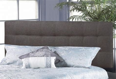 Grid Tufted Headboard by Budget Unbottenned Grid Tufted Headboard In Kitchener