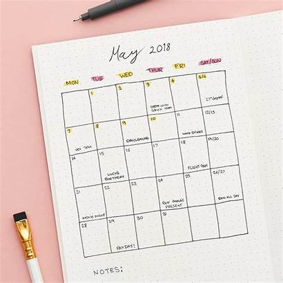 Notebook Dotted Ways Plan Planner Notes Journal