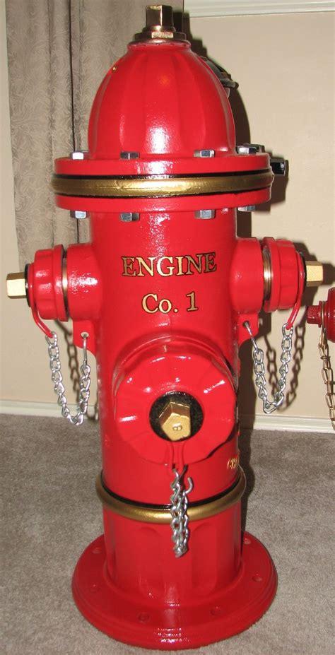 hydrant decor hydrant customize hydrants firefighter