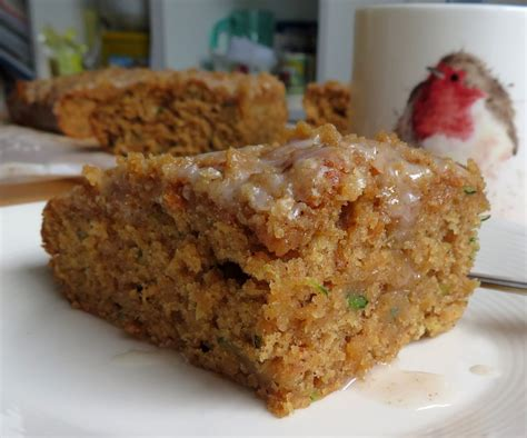 Actually, i think its brilliant. The English Kitchen: Small Batch Zucchini Coffee Cake