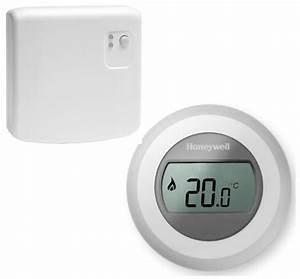 Thermostat D Ambiance Filaire : chauffage thermostats d 39 ambiance ~ Melissatoandfro.com Idées de Décoration