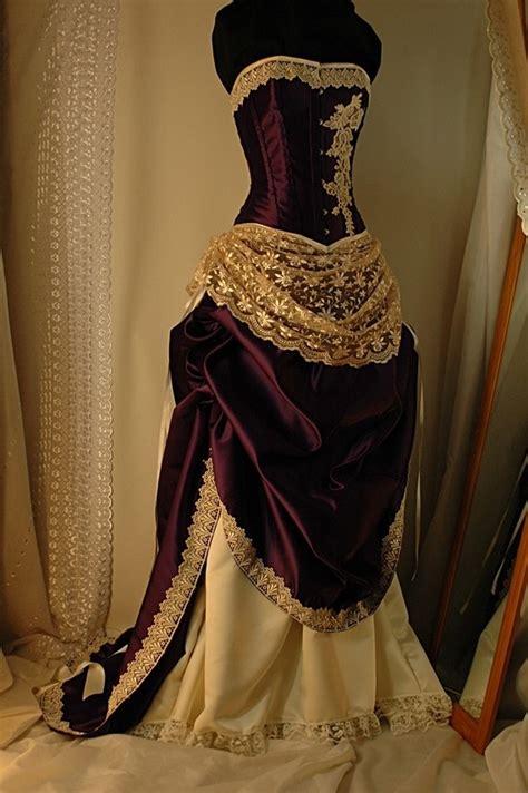 Insane Victorian Wedding Gown