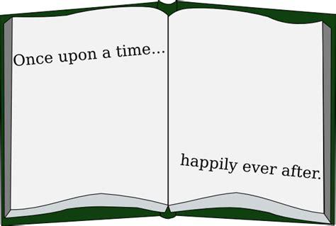 Fairy Tale Book Clip Art At Clker.com