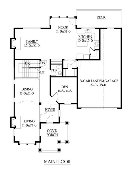 House Plan 87537 Southern Style with 3580 Sq Ft 4 Bed