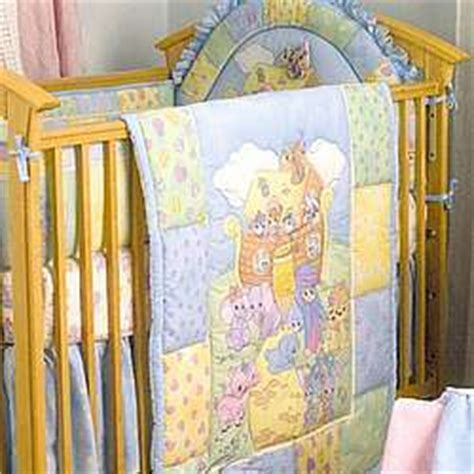 Precious Moments Crib Bedding by Precious Moments Precious Ark 4 Crib Bedding Set
