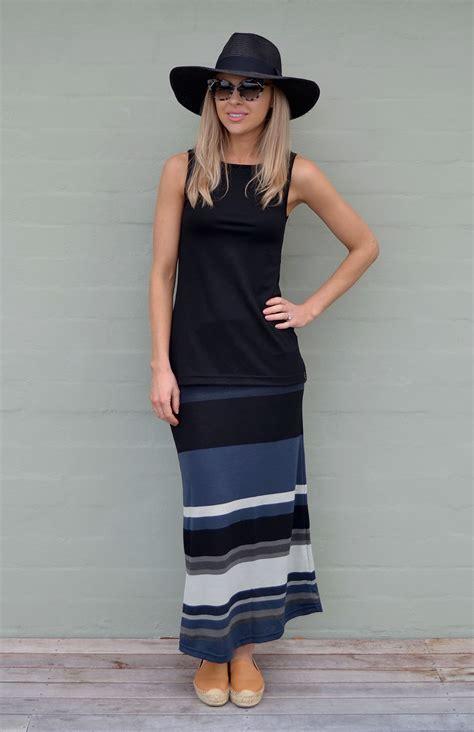 striped maxi skirt womens striped wool summer maxi