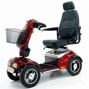 Elektromobil Shoprider Pellworm Te 889 Slbf