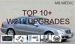 W211 Upgrades Mods Best Top  U2013 Mb Medic