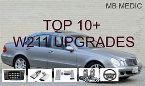 W211 Mercedes E