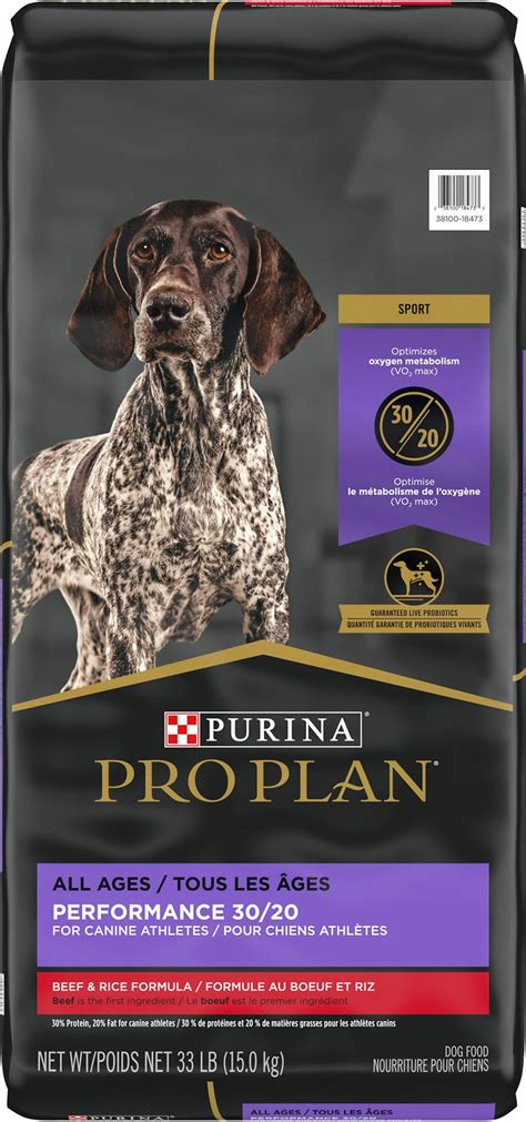 purina pro plan sport  life stages performance