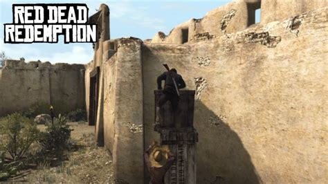 fort mercer red dead redemption gang hideout hd youtube