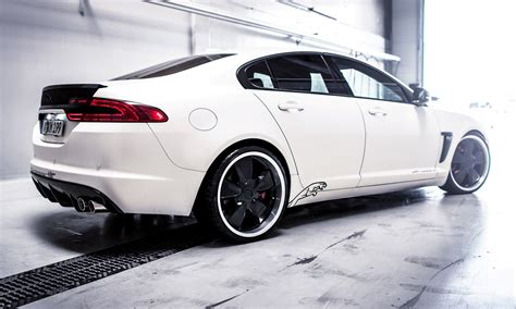 Jaguar Xf By 2m Designs Shows How To Personalize A Jag