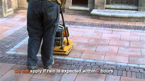 unilock polymeric sand how to use polymeric sand