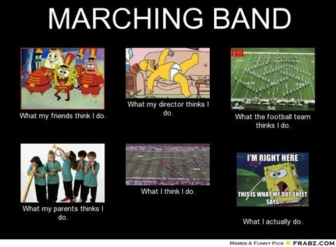 Marching Band Memes - band memes marching bands and marching band memes on pinterest
