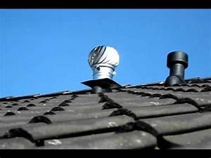 Frostwächter Ohne Strom : windgetriebener ventilator entl ftung ohne strom youtube ~ Buech-reservation.com Haus und Dekorationen