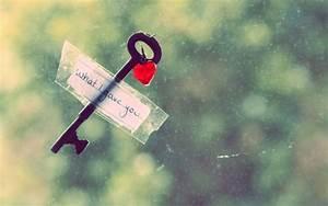 love wallpaper key