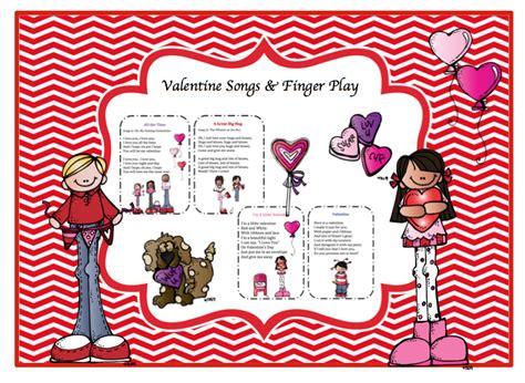 songs amp finger play preschool printables 382 | 10