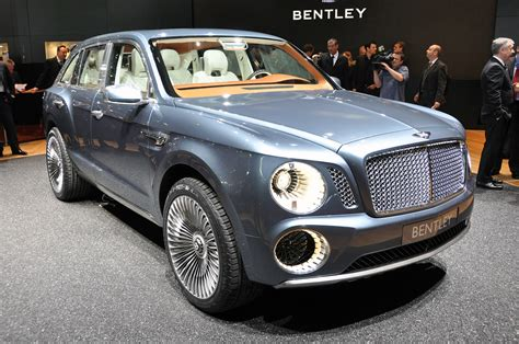 bentley jeep that didn t take long bentley suv redesign already in the