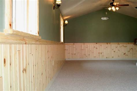 36 Inch Wainscoting by Wainscoting Styles Egular 1x4 Pine Paneling Wainscoting