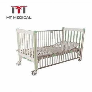 Two Crank Medical Abs  U0026 Aluminum Alloy Child Baby Hospital